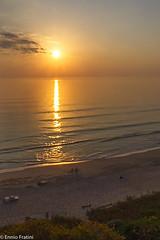 Sunrise at Hutchinson Island (Ennio Fratini) Tags: travel usa sunrise landscape mar unitedstates florida playa olympus amanecer viajes beaches ef e5 jensenbeach 2011 zd hutchinsonisland 1260mm luminositymasks
