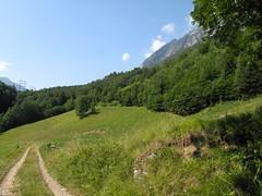 Orsieres - Martigny (12.07.13) 53 (rouilleralain) Tags: valais sembrancher valdentremont stbernardexpress orsires viafrancigena
