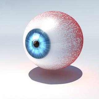 animated_human_eye_model