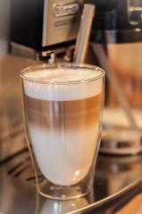 Sunday morning Coffee (MR-Fotografie) Tags: coffee 50mm nikon kaffee nikkor latte macchiato 18d d90 mrfotografie