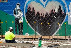 newzealand christchurch people streetart building art nz earthquakerebuild