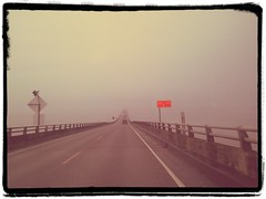 The long bridge off the end of the world
