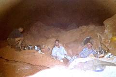 Dick's N37 image of the campsite in Mullamullang..