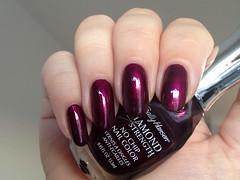 Sally Hansen Save the Date (rittkin) Tags: burgundy nail polish nails manicure nailpolish sallyhansen