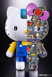 【官圖更新!】BANDAI  超合金 Hello Kitty