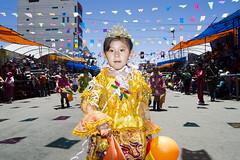 Carnaval de Oruro (cheapbungalows) Tags: bolivia carnaval baile oruro ninia mrmomo
