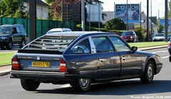 Citron CX 25 Prestige Turbo 2 (XBXG) Tags: auto old 2 france classic car vintage french automobile citron cx voiture turbo mans le 25 frankrijk 72 2009 lemans ancienne prestige sarthe franaise citroncx eurocitro