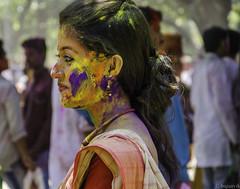 Basanta Utsav-Santiniketan (bajuavik) Tags: street nikon colorful holi utsav basanta rong streetfestival dol santiniketan bolpur 18105mm d7000 bajuavik