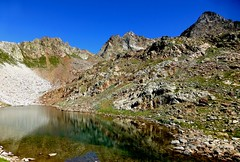 lac de Combe Grosse (b.four) Tags: mountain lake montagne lago lac montagna isola2000 alpesmaritimes coth hautetinée rubyphotographer mygearandme ruby10 ruby15 ruby20 combegrosse