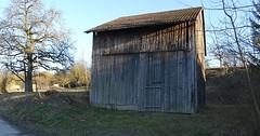 """Die Scheune. Die Scheunen. Bezeichnungen in Dialekten: Scheuer, Stadel, Schupfen. Scheunen sind für viele Bauern sehr wichtig. • <a style=""""font-size:0.8em;"""" href=""""http://www.flickr.com/photos/42554185@N00/32541230764/"""" target=""""_blank"""">View on Flickr</a>"""