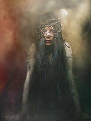 (Kat McClelland) Tags: woman portrait darkarts