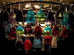 Glasses. (S.K.1963) Tags: elements glasses colour olympus omd em5 18 45mm
