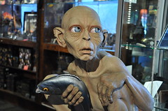 "Gollum - ""Lord of the Ring"" (Lim SK) Tags: weta cave wellington movie characters gollum lordofthering golum"