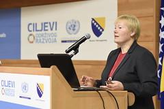 SDG Conference in Sarajevo (United Nations BiH) Tags: sustainable development goals undp unhcr unresidentcoordinatorinbosniaandherzegovina unfpa unicef europeanunion bosniaandherzegovina sdgs agenda2030