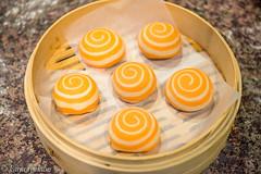 Making Golden Lava Steamed Buns (lyudavitaya) Tags: buns custard dimsum duckeggs milk salted steamed
