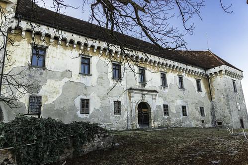 Krumperk castle