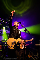 IMG_2296 (redrospective) Tags: 2017 20170316 davehause london march2017 thegarage black concert concertphotography dark electricguitar gestures gig green guitar guitarist hands instruments live man music musicphotography musicians people pointing purple spotlights