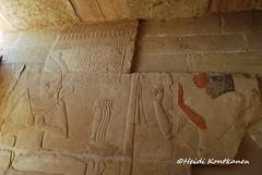 Maya and Osiris (konde) Tags: 18thdynasty newkingdom saqqara mayaandmeryt mayaandmerit ancient tomb hieroglyphs art treasure osiris god sonsofhorus relief deities tombrelief