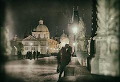 The Lovers (Kenaz.24) Tags: prague lovers charlesbridge