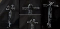 Crucifixion by Neelesh Kumar (Nikita Vasiliev) Tags: origami paper paperart neeleshk crucifixion jesus jesuschrist