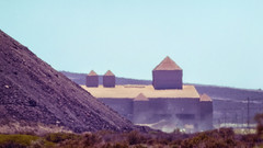 0Z4A9190-Edit (francois f swanepoel) Tags: heatwaves hittegolwe industrial industriëel ironore mirage rocket saldanha ystererts launchpad