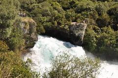 Huka Falls (Lim SK) Tags: huka falls taupo new zealand waikato