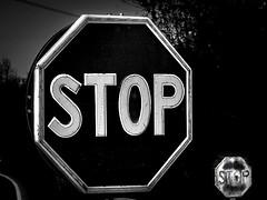 STOPstop (enekopy) Tags: señal trafico stop