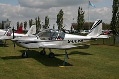 G-CEVS EV97 teamEurostar UK (nickthebee) Tags: ev97 eurostar ev97flyin2017 sywell