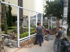 Reforma edifício nos Jardins
