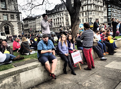 2017_04_220185 (Gwydion M. Williams) Tags: britain greatbritain uk england london centrallondon marchforscience science climatechange
