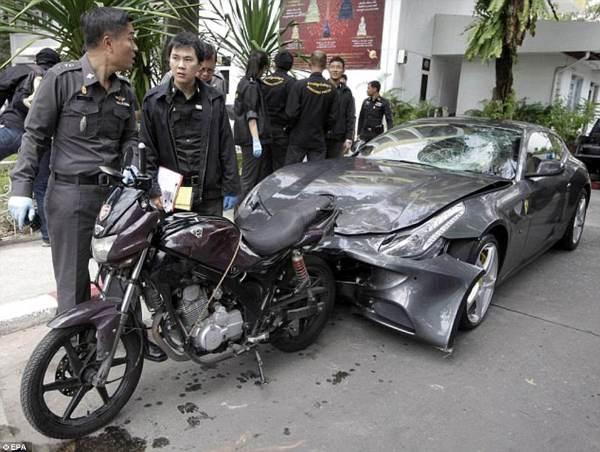 Gây tai nạn chết người, cậu ấm của gia tộc tỷ phú Red Bull vẫn ung dung hưởng thụ cuộc sống xa hoa - Ảnh 2.
