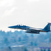 F-15D Heading Out of PDX