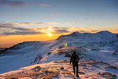 Kamešnica (Leonardo Đogaš) Tags: kamešnica mountain planina snow snijeg zalazak sunset bih winter zima