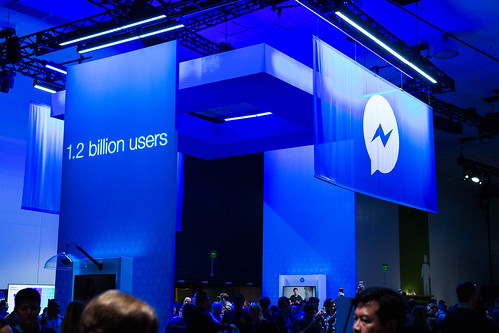 Facebook Developer Conference F8 Faceboo by Anthony Quintano, on Flickr