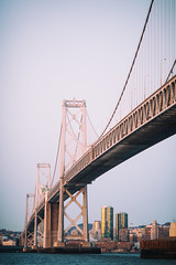 Disappearing Out of View (Thomas Hawk) Tags: america baybridge california sf sanfrancisco usa unitedstates unitedstatesofamerica bridge fav10 fav25 fav50