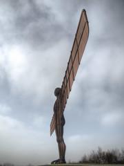 Angel of the North, Gateshead UK (neilalderney123) Tags: ©2017neilhoward gormley statue angelofthenorth gateshead