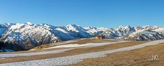 Panorama (Plateau de Beille, Ariège) 08 avril 2017 (ÇhґḯṧtÖphε) Tags: 11250s 200iso 50mm ariège beille canon france ladddo midipyrenées montagne occitanie panorama plateaudebeille f71