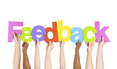 Customer feedback (kingstowncapitalmanagement) Tags: advice approval approve belief check colorful colourful commenting communicate communication complain concept concepts customer diversity evaluate evaluation feedback hand hands holding human humanhand ideas information isolatedonwhite judgment multiethnic opinion people perspective positive react reaction reply respond responding response review reviewing satisfaction satisfied sign singleword survey team teamwork whitebackground word