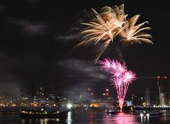 RDV2017 Fireworks @ Woolwich 15-04-17 (9) (AJBC_1) Tags: riverthames gallionsreach eastlondon london england unitedkingdom uk ship boat vessel sailingship tallship ©ajc dlrblog nikond3200 shipsinpictures sailroyalgreenwich2017 rendezvous2017 rdv2017 tallshipsregatta tallshipsfestival woolwich royalboroughofgreenwich fireworks night nighttime ajbc1