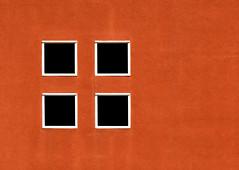 DSC_0447 (stu ART photo) Tags: abstract minimal architecture urban city windows red orange black