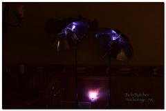 night light(s) (BobButcher) Tags: studiolights nightlight reflections ambientlighting tripod nightphotography