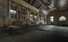 Dorm (Paul J Photography) Tags: urbex