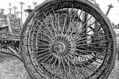 2017_03_10 Furnace Creek, CA._02PSETZ (Walt Barnes) Tags: canon eos 60d eos60d canoneos60d wdbones99 topazsoftware pse15 steam steamtractor tractor rust rusty olddinah furnacecreek deathvalley topazbweffects topaz topazblackwhiteeffects topazadjust bw blackwhite blackandwhite monotone
