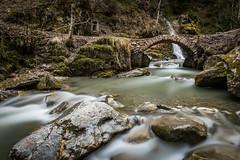 Pont du Creux Saint Jean - Megève (glassonlaurent) Tags: megève 74 haute savoie france rivière water waterfalls ruisseau landscape paysage eau pont du creux saint jean