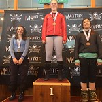 Big White Western Ski Cross Finals U16 WOMEN RACE 2 PHOTO CREDIT: Todd Cashin