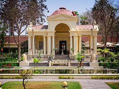 Garden of Dreams, Thamel, Kathmandu, Nepal (CamelKW) Tags: abc annapurnabasecamptrek annapurnaregiontrek annapurnasanctuary fishtail kathmandu mbc machapuchare machapucharebasecamp nepal pokhara trekking