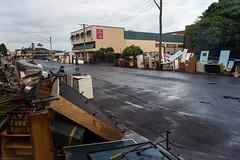 Lismore flood 3-4 / 2017 (dustaway) Tags: lismore northernrivers nsw australia documentary streetscape lismorefloodmarchapril2017 postflood cleanup debris waste australiantowns naturaldisasters