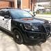 Summa Health Protective Services Police Ford Interceptor Utility