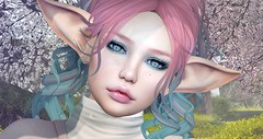 An everlasting piece of art (Kaelyn Alecto) Tags: magic cute wasabipills larahurley catwa portrait avatar secondlife sl logo elf thechapterfour tcf fairytale we3rp zenith uber buzzeri dream reverie petou