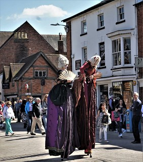 William Shakespeare's Birthday celebrations 112/365 (Explored)